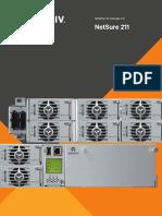 Sistema de Energia Cc Netsure 211