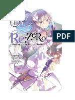ReZero Starting Life in Another World - LN 01