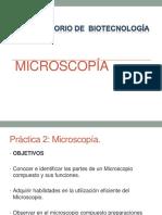 presentacion microscopia