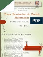 Semana 3 Resolucion de Los Modelos Matematicos