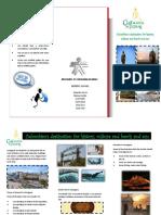 Brochure of Cartagena de Indias