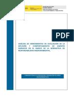 Análisis de Herramientas de Evaluación de Difusión