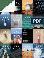 IBM Annual Report 2017