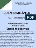 Aula 4 - Estado de Superfície