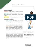 Guía de Apoyo G. Lirico