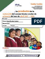ProductosCTE6taSesPrimariaAbril2018[1]