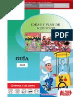 Plan de Negocios - 2009 - Ministerio Perú