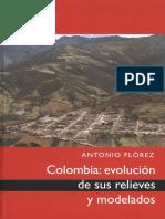 Colombia Evolucion de sus Relieves y Modelados.pdf