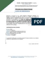 CERTIFICADO DE OPERATIVIDAD LUCES DE EMERGENCIA.docx