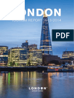 London Tourism Review 2013-14