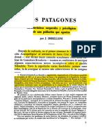 Imbelloni- Los Patagones Runa 1