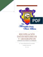Historia Del Municipio