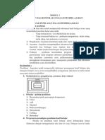 Modul 123 Evaluasipembelajaran Di Sd