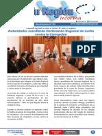 Autoridades suscribirán Declaración Regional de Lucha contra la Corrupción