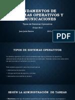 Sistemas Operativos Grupo 4