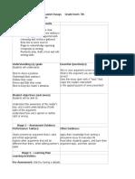 lesson plan- persuasive essays
