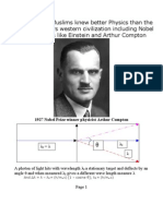 1927 Nobel Prize winner physicist Arthur Compton under Investigation