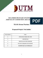 Report MESIC Individual