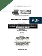 Informe 1_tiempo de Fragua-consistencia de La Pasta-fluidez de Mortero-resistencia a La Compresion