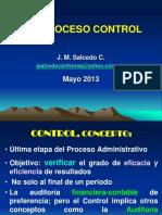 Subproceso de Control - Dr. Salcedo