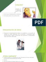 Interpretación de Datos y Conclusiones