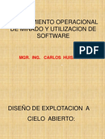Planeamiento Operacional de Minado Ppt