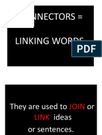 CONNECTORS  or LINKING WORDS.pptx