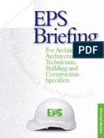 Eps Specifier Briefing