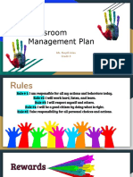 classroom management plan  2