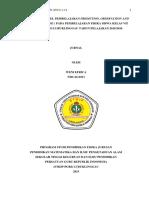 JURNAL SKRIPSI 2015 Weni Efrica Model Pembelajaran POE.pdf