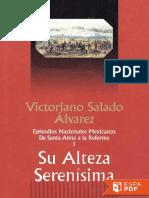 Su Alteza Serenisima - Victoriano Salado Alvarez (4)