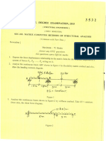 M.E. Structural Engg.0003 Matrix