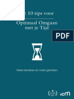 Tipboekje Optimaal Omgaan Tijd eBook PDF