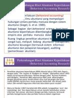 3. Perkembangan Riset Akuntansi Keperilakuan-1