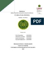 Proposal KP Di Dirgantara