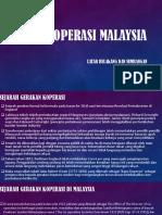 Tokoh Koperasi Malaysia