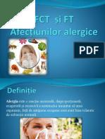 FCT Și FT Afecțiunilor Alergice