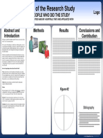 36x48 Horizontal Research Template