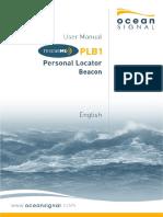PLB1 User Manual Web