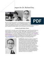 Die Offenbarungen Des Dr. Richard Day