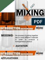 Mixing Postlab