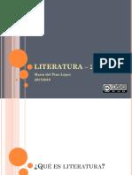Literatura – 2º Eso