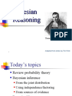 Bayes Reasoning (1)