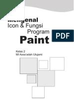 Materi Belajar Paint Kelas 2 SD