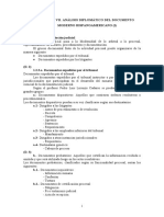 Documentación Judicial
