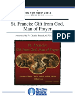 St Francis Gift From God