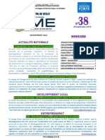 Bulletin PME No 38 VF