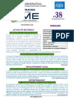 Bulletin PME No 38 VF