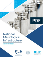 National Metrological Infrastructure Joint Guide 1