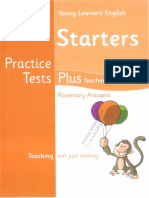 Starters exam